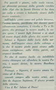 Preghiera degli Alpini dell Edolo 7a7cea92e910